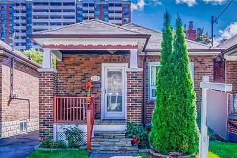 House for rent at 221 Livingstone Ave Toronto Ontario - MLS: W4425375