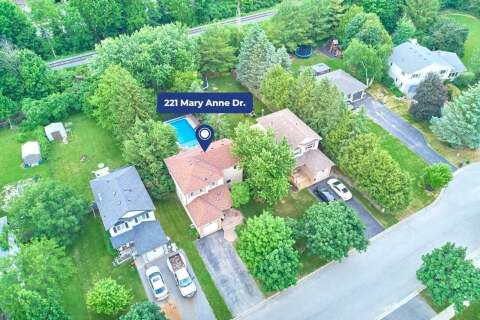 House for sale at 221 Mary Anne Dr Barrie Ontario - MLS: S4802627