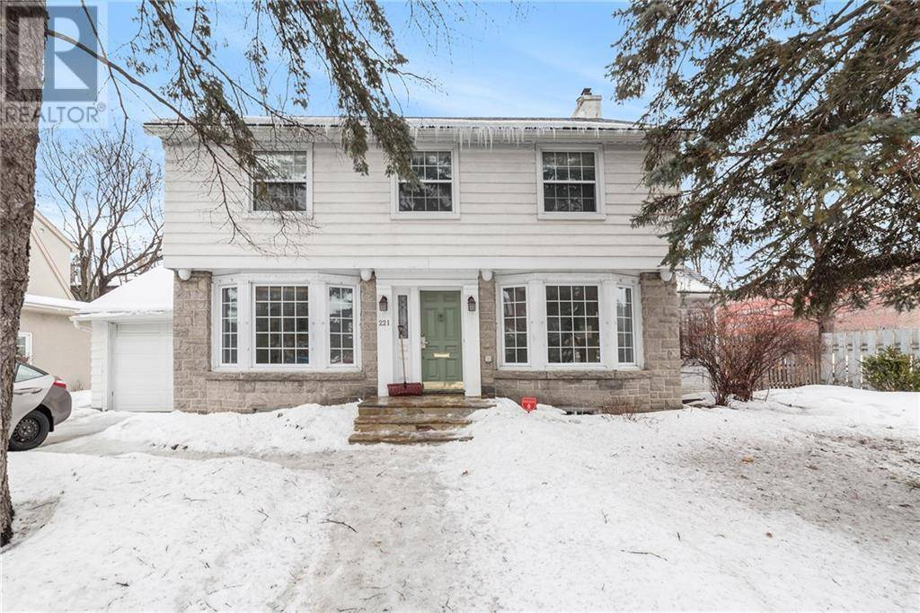 House for sale at 221 Melrose Ave Ottawa Ontario - MLS: 1179763