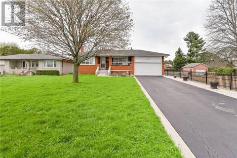 House for sale at 221 Morden Rd Oakville Ontario - MLS: 30733660