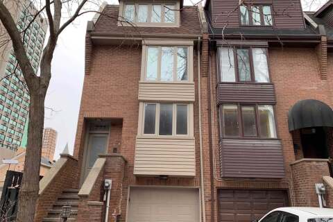 Townhouse for rent at 221 Mutual St Toronto Ontario - MLS: C4952929