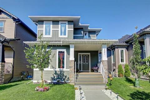 House for sale at 221 Ravensmoor Li Southeast Airdrie Alberta - MLS: C4263003