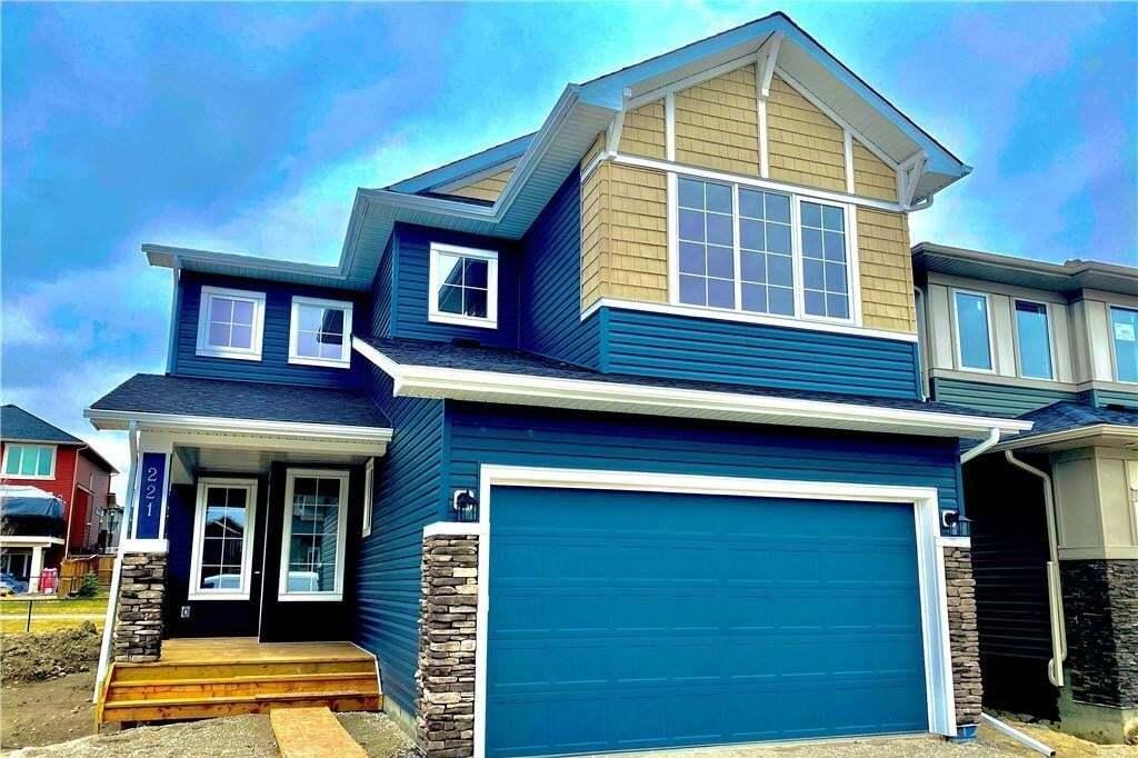 House for sale at 221 Ravenstern Cr SE Ravenswood, Airdrie Alberta - MLS: C4286831