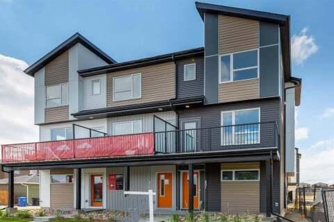 Townhouse for sale at 221 Redstone Blvd NE Calgary Alberta - MLS: C4306214