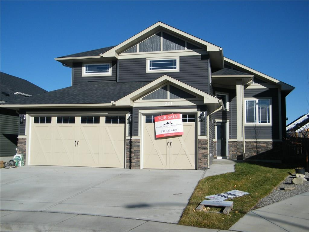 For Sale: 221 Riverwood Crescent Southwest, Black Diamond, AB   3 Bed, 2 Bath House for $429,900. See 10 photos!