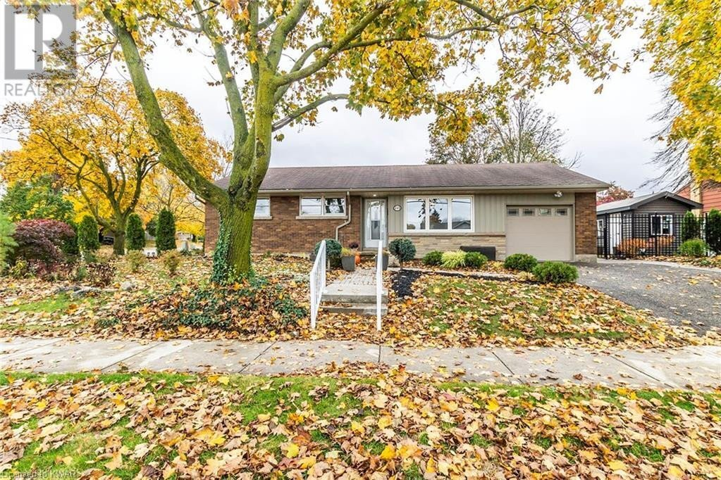 House for sale at 221 Rodney St Waterloo Ontario - MLS: 40032360
