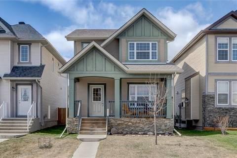 House for sale at 221 Silverado Plains Cs Southwest Calgary Alberta - MLS: C4243389