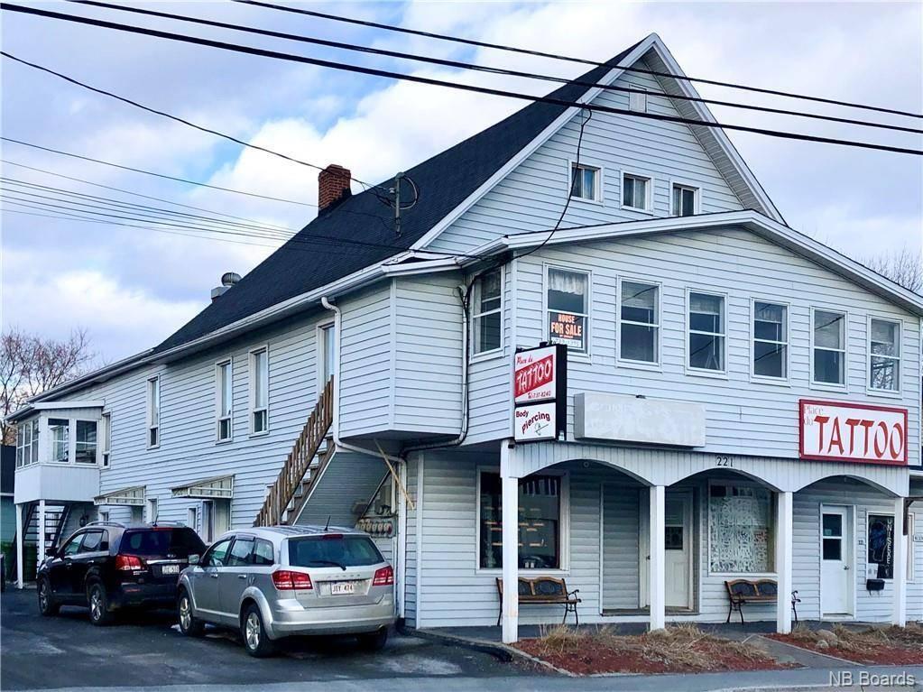 Home for sale at 221 Victoria St Edmundston New Brunswick - MLS: NB042898