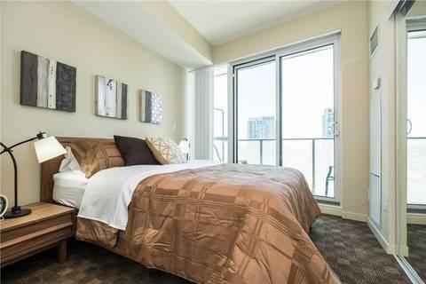 Apartment for rent at 65 Bremner Blvd Unit 2210 Toronto Ontario - MLS: C4734192
