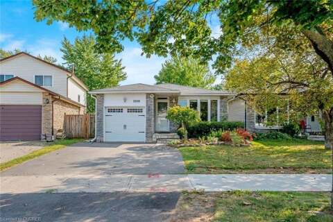 House for sale at 2210 Manchester Dr Burlington Ontario - MLS: 40025591