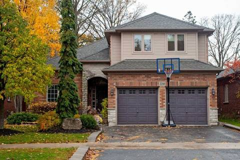 House for sale at 2210 Orchard Rd Burlington Ontario - MLS: W4633263