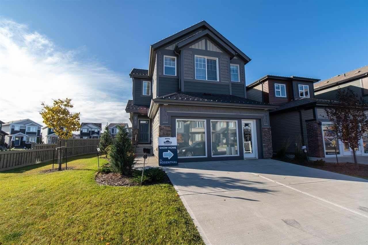 House for sale at 22103 87 Av NW Edmonton Alberta - MLS: E4215801