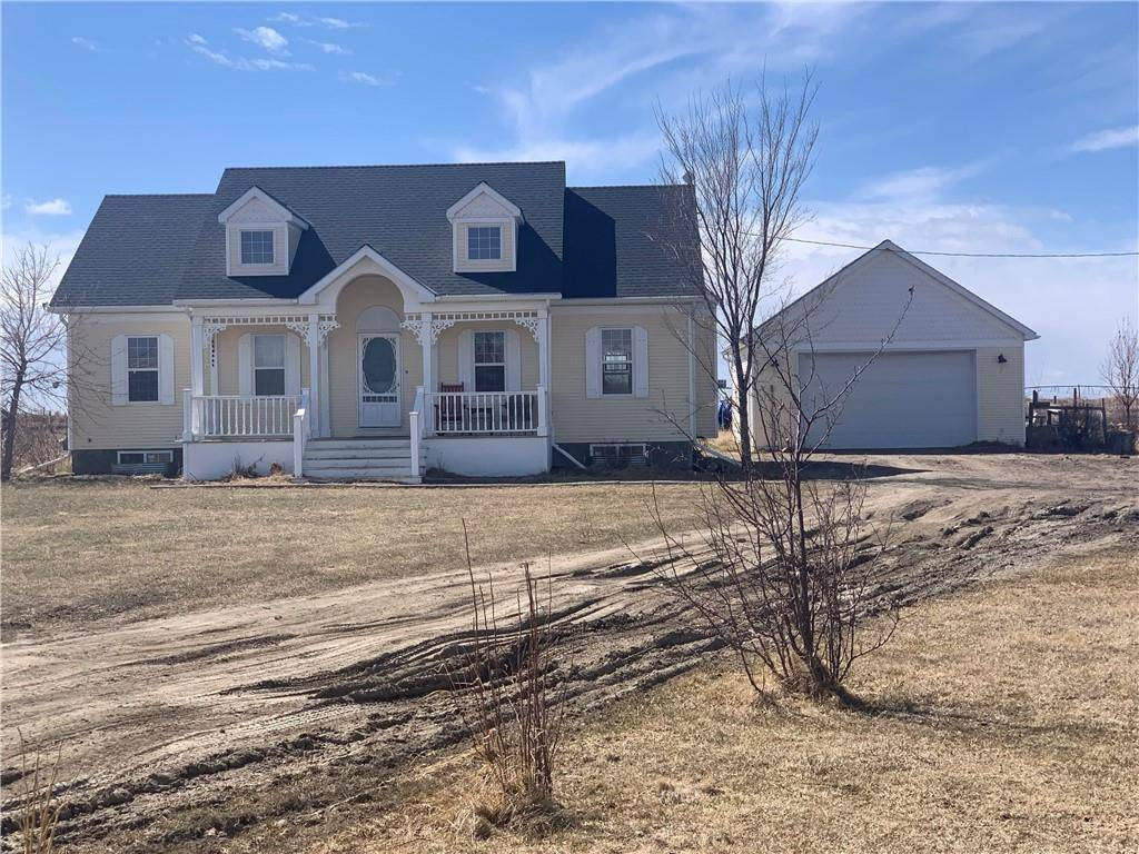 House for sale at 221056 Rr 255 Rd Rural Wheatland County Alberta - MLS: C4289383