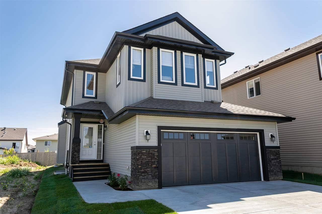 House for sale at 22107 96 Ave Nw Edmonton Alberta - MLS: E4186488