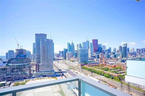 Condo for sale at 16 Bonnycastle St Unit 2211 Toronto Ontario - MLS: C4925583