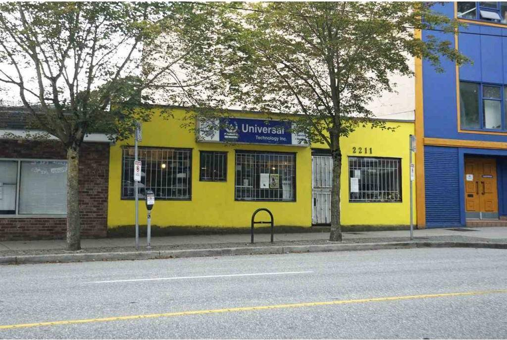 Home for sale at 2211 Commercial Dr Vancouver British Columbia - MLS: C8026623