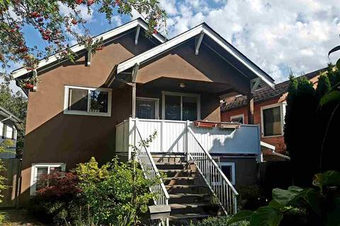 House for sale at 2211 1st Ave E Vancouver British Columbia - MLS: R2401113