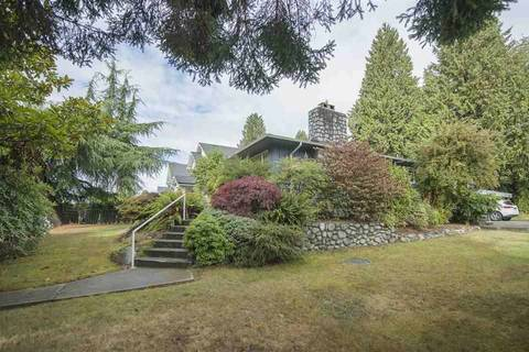 House for sale at 2211 Jefferson Ave West Vancouver British Columbia - MLS: R2360366