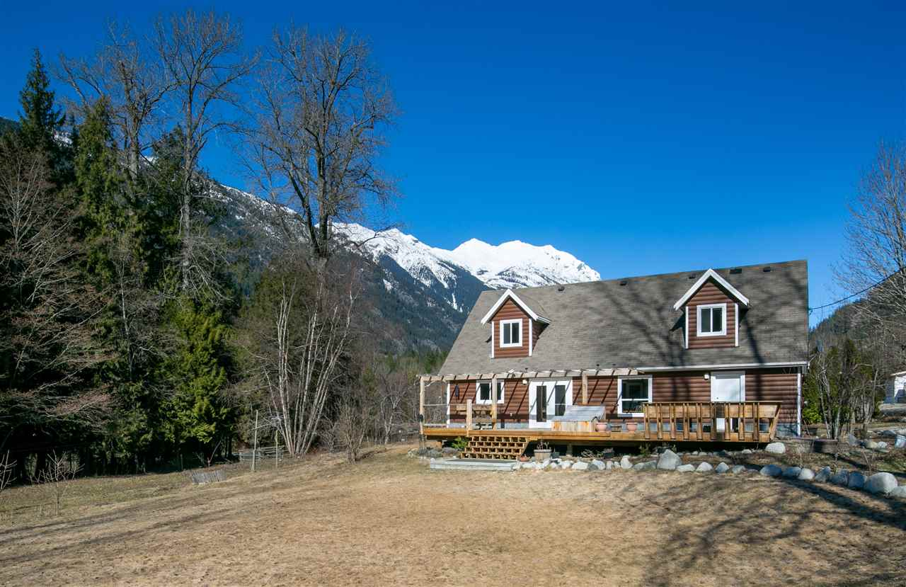 Removed: 2211 Pool Creek Road, Pemberton, BC - Removed on 2020-03-27 13:12:02