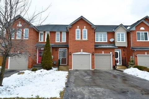 Townhouse for sale at 2211 Ridge Landing  Oakville Ontario - MLS: W4696338