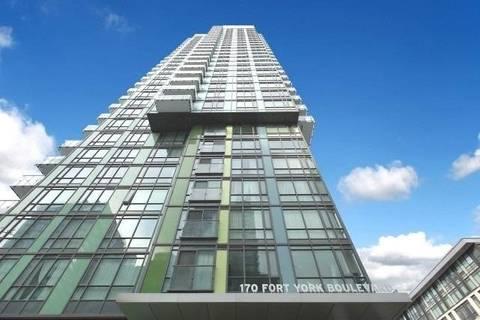 Apartment for rent at 170 Fort York Blvd Unit 2212 Toronto Ontario - MLS: C4675411