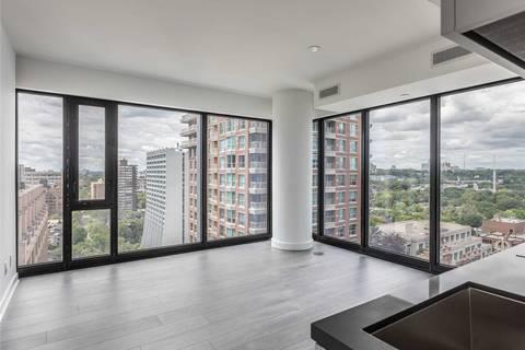 Apartment for rent at 188 Cumberland St Unit 2212 Toronto Ontario - MLS: C4597584