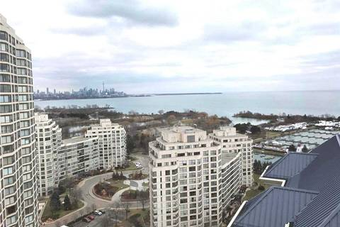 Apartment for rent at 2285 Lake Shore Blvd Unit 2212 Toronto Ontario - MLS: W4670476