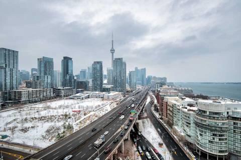 Apartment for rent at 38 Dan Leckie Wy Unit 2212 Toronto Ontario - MLS: C4653325