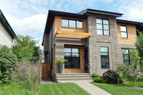 Townhouse for sale at 2212 5 Ave Northwest Calgary Alberta - MLS: C4244017