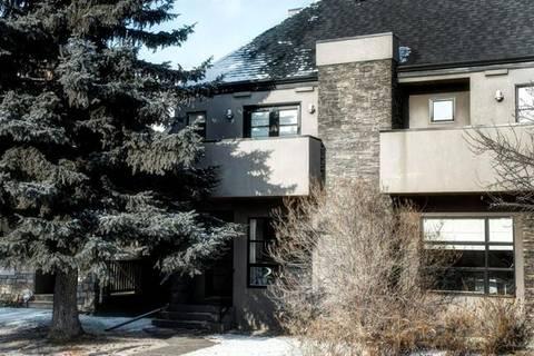 Townhouse for sale at 2212 Broadview Rd Northwest Calgary Alberta - MLS: C4281908