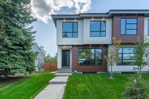Townhouse for sale at 2213 25 Ave Northwest Calgary Alberta - MLS: C4266470