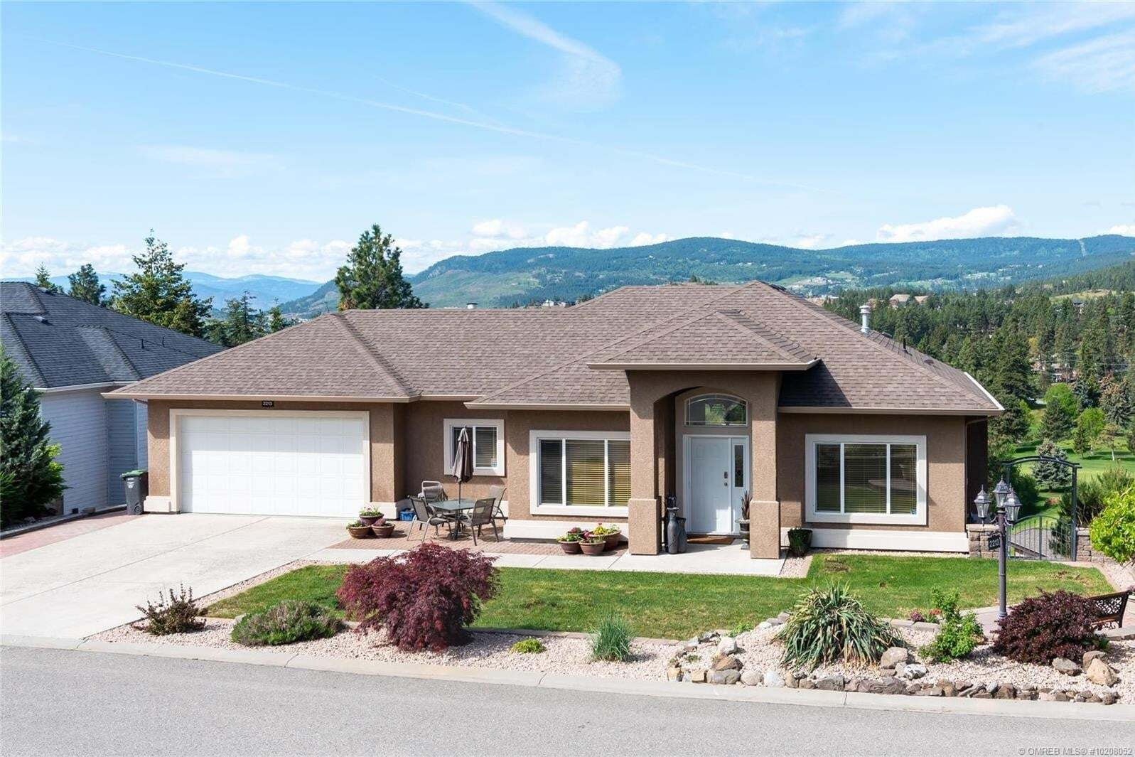 House for sale at 2213 Helgason Dr West Kelowna British Columbia - MLS: 10208052