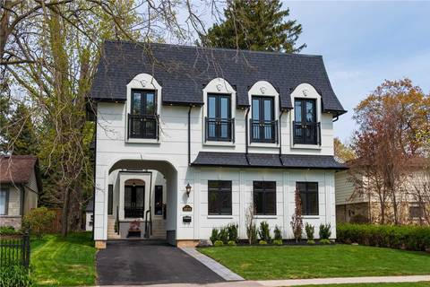 House for sale at 2213 Lakeshore Rd Burlington Ontario - MLS: W4461201