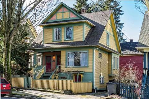 House for sale at 2213 Ontario St Vancouver British Columbia - MLS: R2344338