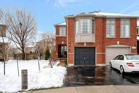 Townhouse for sale at 2214 Pell Cres Oakville Ontario - MLS: W4696893