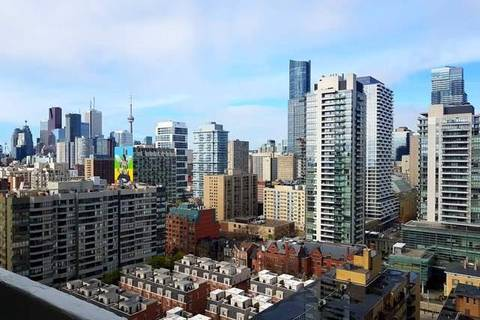 Condo for sale at 40 Homewood Ave Unit 2215 Toronto Ontario - MLS: C4449251