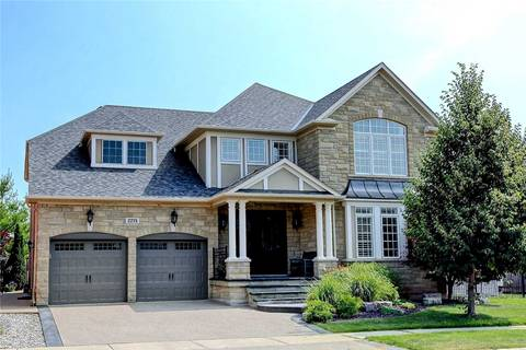 House for sale at 2215 Wuthering Heights Wy Oakville Ontario - MLS: W4514967