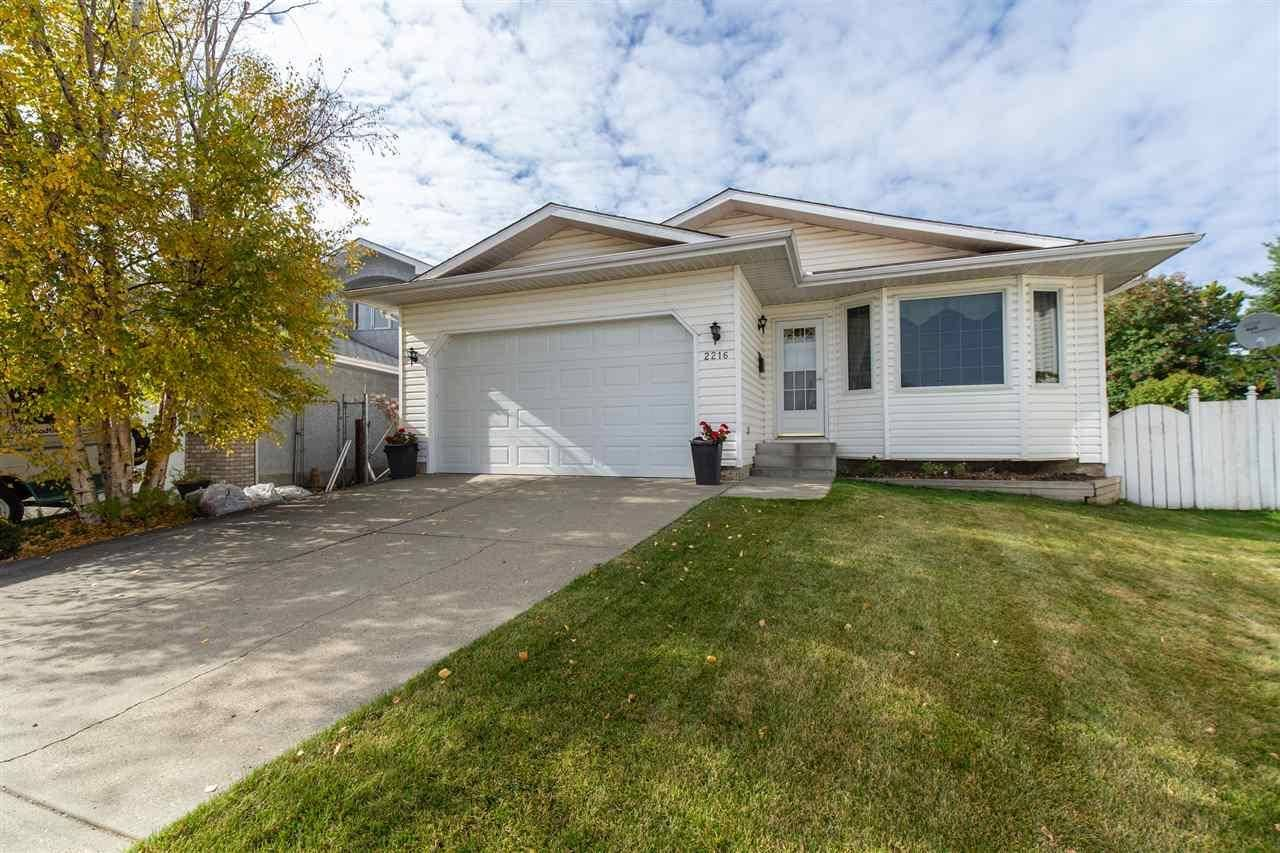 House for sale at 2216 152 Ave Nw Edmonton Alberta - MLS: E4176025