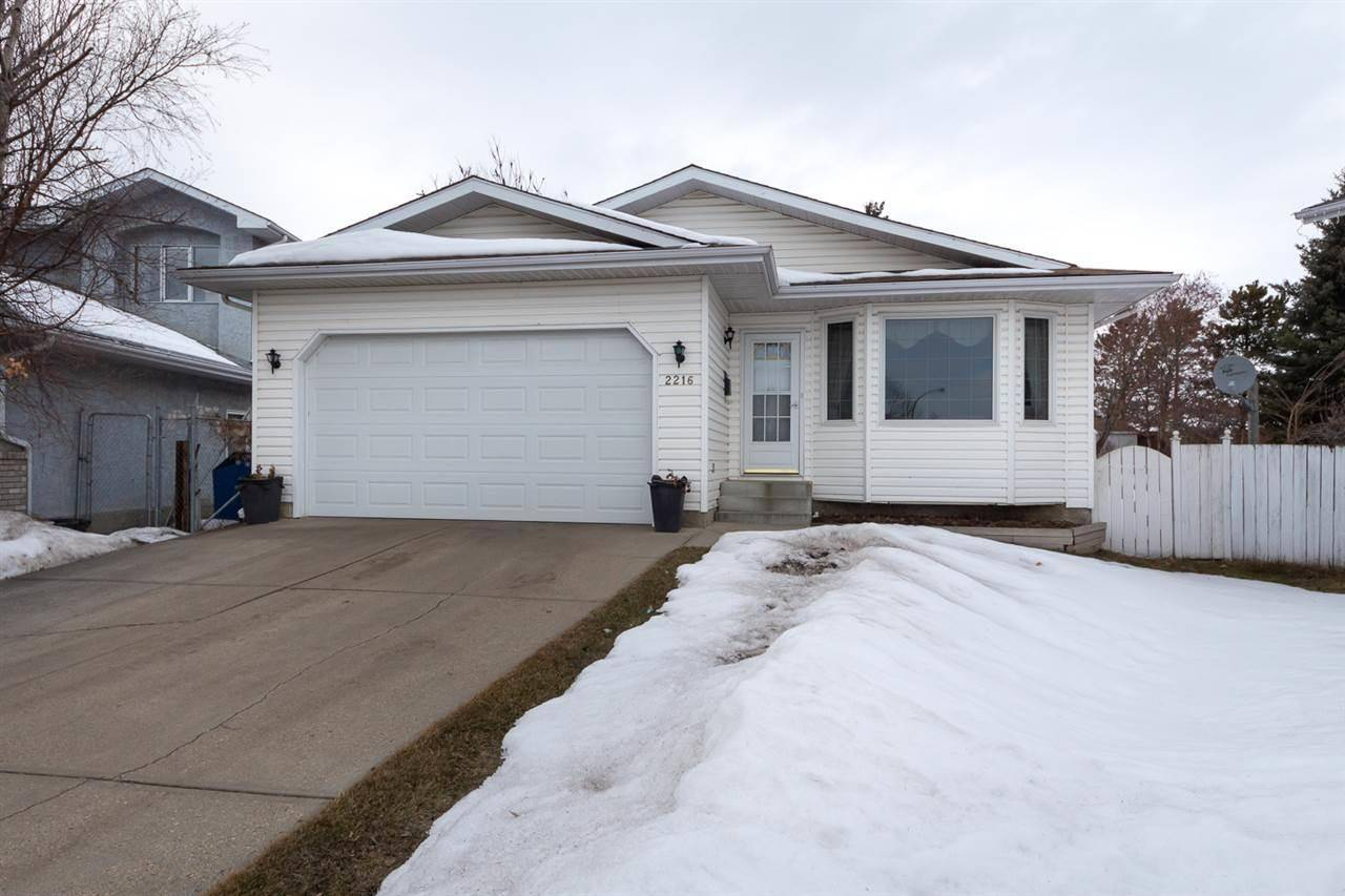 House for sale at 2216 152 Ave Nw Edmonton Alberta - MLS: E4189695