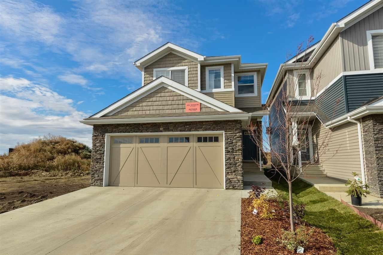 House for sale at 2216 160 St SW Edmonton Alberta - MLS: E4218859