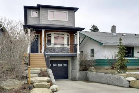 House for sale at 2216 17a St Southwest Calgary Alberta - MLS: C4236627