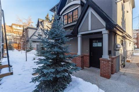 Townhouse for sale at 2216 30 St Southwest Calgary Alberta - MLS: C4279954