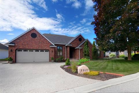 House for sale at 2217 Breckenridge Ct Kelowna British Columbia - MLS: 10180382