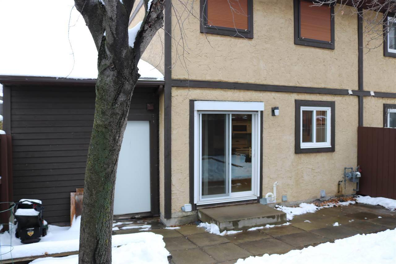 Townhouse for sale at 2218 114 St Nw Edmonton Alberta - MLS: E4179703