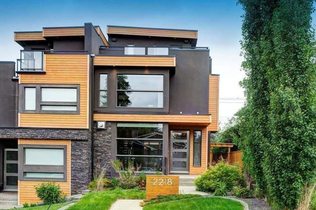 Townhouse for sale at 2218 28 Av SW Richmond, Calgary Alberta - MLS: C4303685