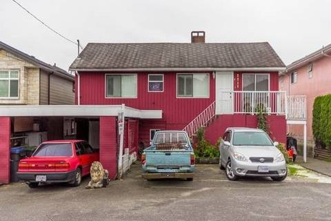 House for sale at 2218 Dublin St New Westminster British Columbia - MLS: R2438287