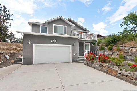 House for sale at 2218 Upper Sundance Dr West Kelowna British Columbia - MLS: 10186664
