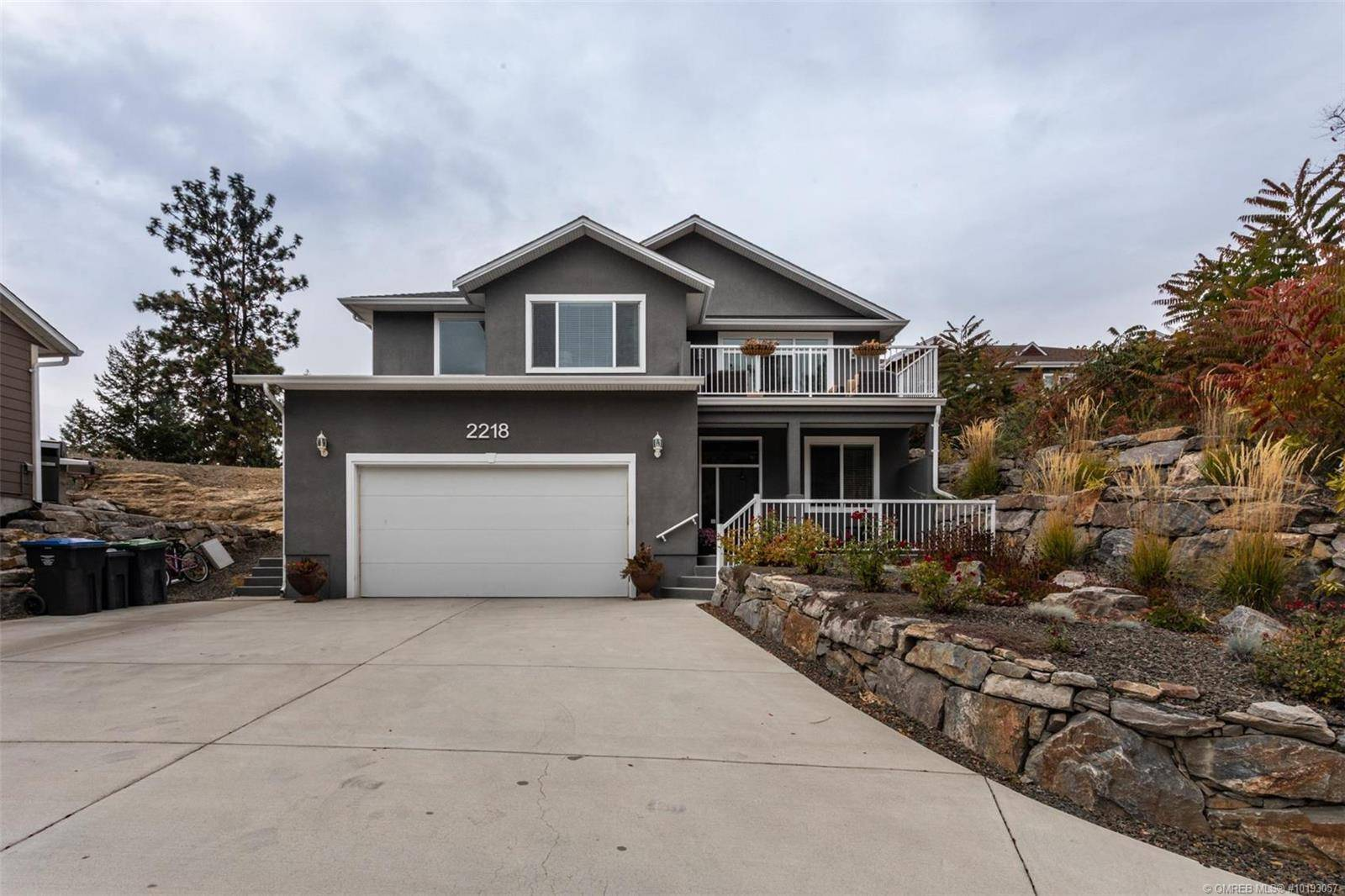 House for sale at 2218 Upper Sundance Dr West Kelowna British Columbia - MLS: 10193057