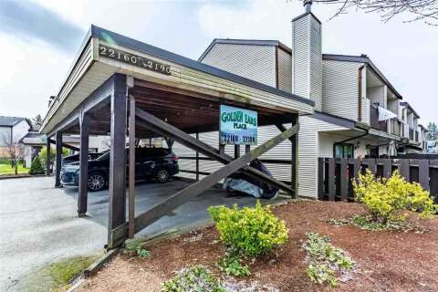 Townhouse for sale at 22184 122 Ave Maple Ridge British Columbia - MLS: R2468656