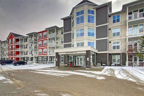 Condo for sale at 1 Crystal Green Ln Unit 222 Okotoks Alberta - MLS: C4291679